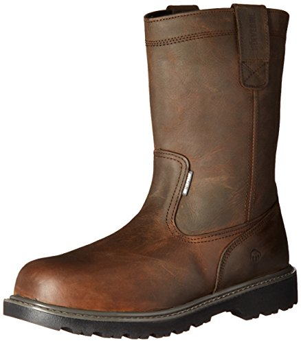 "Wolverine Men's Floorhand Waterproof 10"" Steel Toe-M"