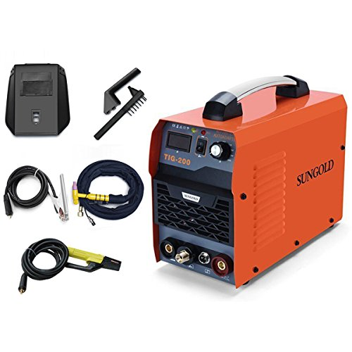 SUNGOLDPOWER 200Amp TIG ARC MMA