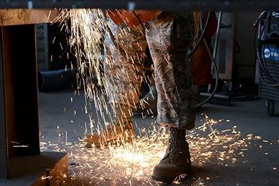 Welding work boots