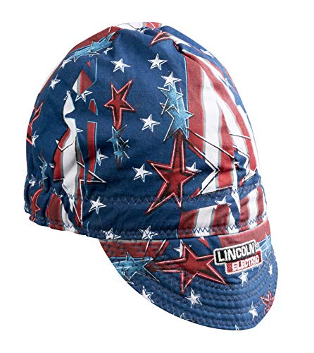 Lincoln Electric Welding Cap (All American Print)