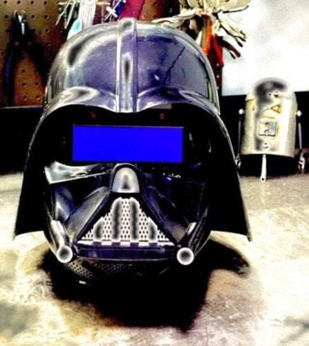Darth Vader Hood