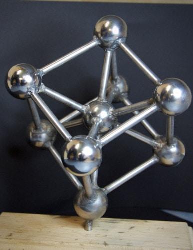 Enlarged Atom