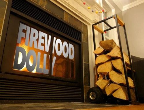 Firewood Storage Dolly
