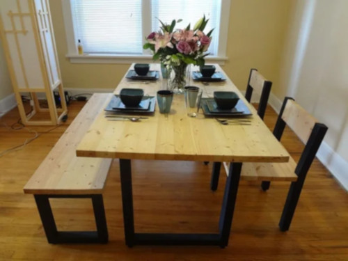 Full Dining Table Set
