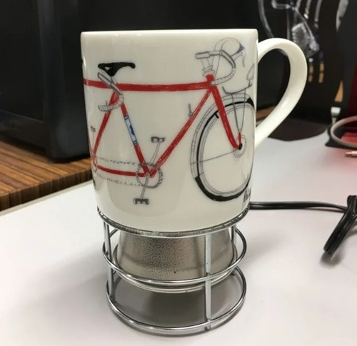 Micro Mug Burner