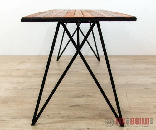 Modern Outdoor Table