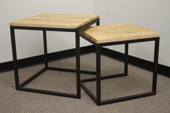 Paired Block Table Set