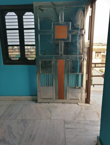 Stainless Door