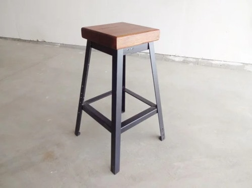 Tapered Bar Stool