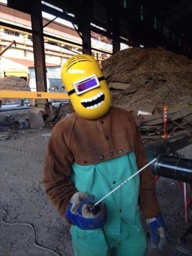 The Feel-Good Helmet