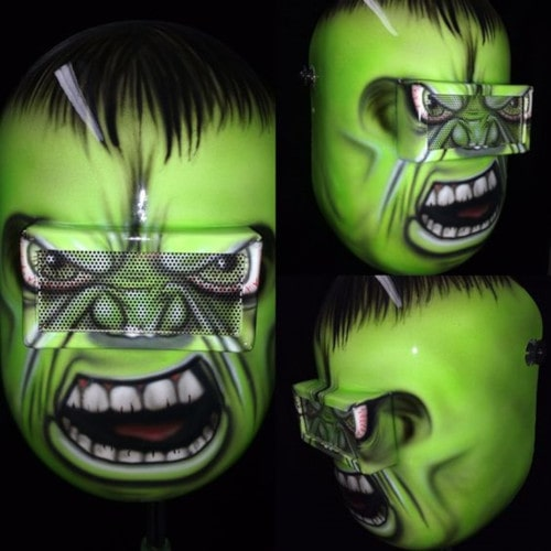 The Hulk Hood
