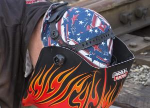 a welding cap