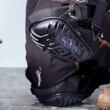 a welding knee pad