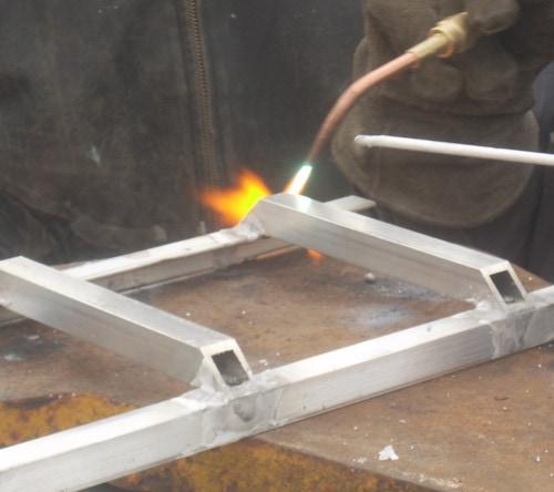 aluminum welding