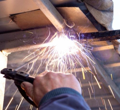welding maintenance