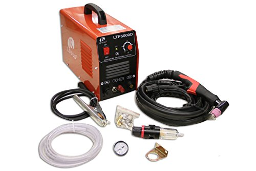 Lotos LTP5000D 110V/220V 50Amp Arc Plasma Cutter