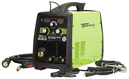 Forney 322 140-Amp MIG/Stick/TIG Multi-Process Welder