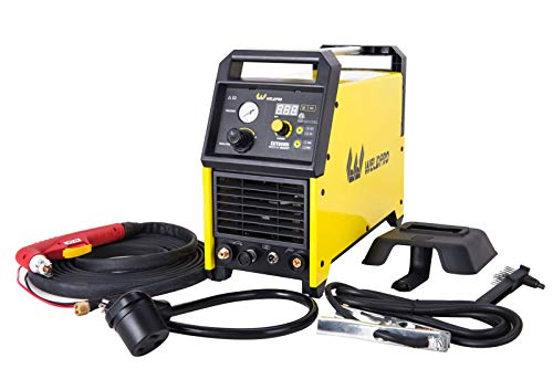 Weldpro 60 Amp Inverter Contact Pilot Arc Plasma Cutter with Dual Voltage 220V/110V W WELDPRO