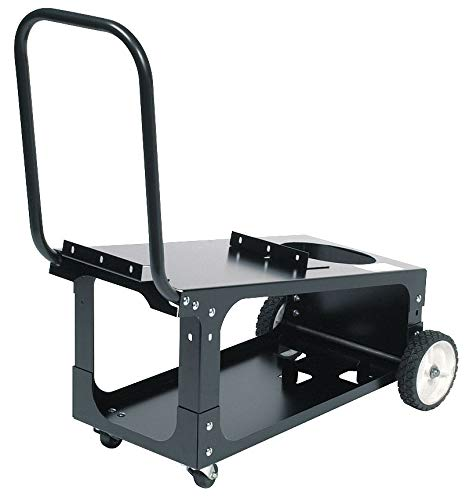 Lincoln Electric Wire Feeder Welder Cart