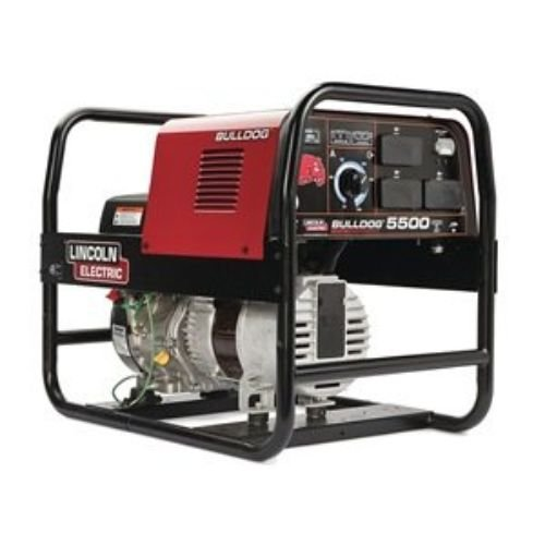 Lincoln Engine Driven Welder, Bulldog 5500