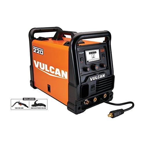 Vulcan OmniPro 220 Multi-Process Welder