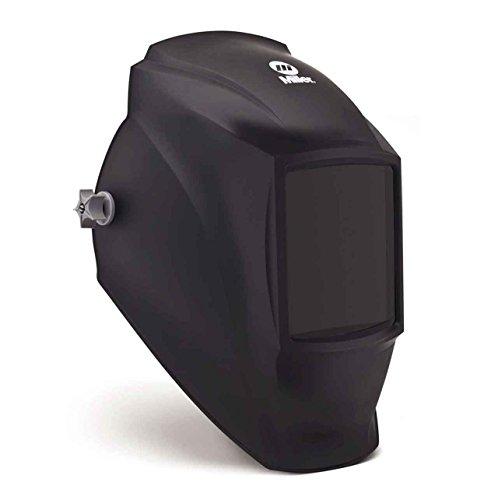 Miller MP10 Black Passive Welding Helmet