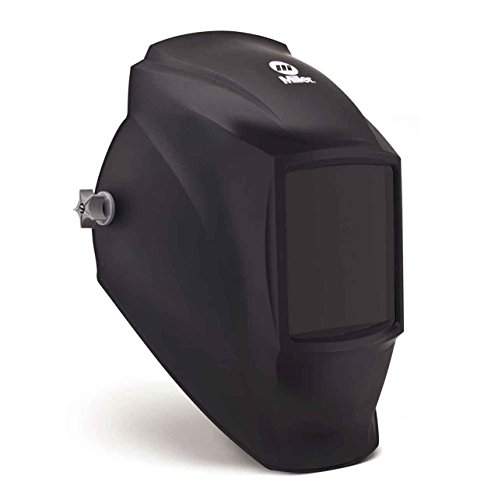 Miller MP10 Black Passive Welding Helmet
