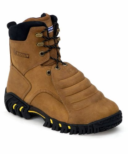 "Michelin Men's 6"" Sledge Metatarsal Work Boot ST"