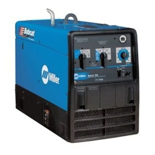 Miller Engine Driven Welder, Bobcat 250