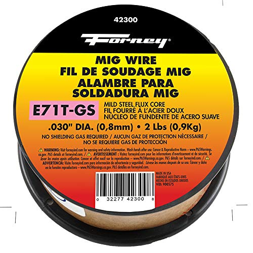 Forney 42300 Flux Core Mig Wire
