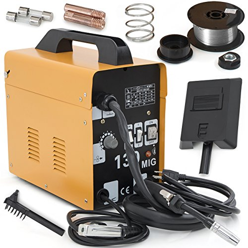 ARKSEN MIG-130 Flux Core Wire DIY Home Welder