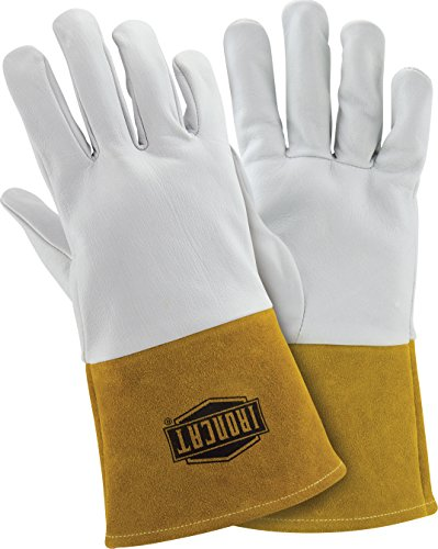 West Chester IRONCAT 6141 Premium Top Grain Kidskin Leather TIG Welding Gloves