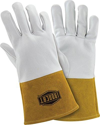 West Chester IRONCAT 6141 Premium Top Grain Kidskin Leather TIG Welding Gloves
