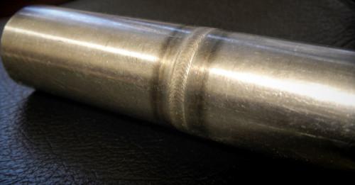 clean welded pipe