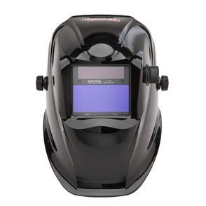 Lincoln Electric VIKING 1840 Black Welding Helmet with 4C Lens Technology - K3023-3