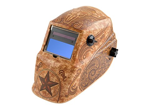 Lincoln Electric K4134-1 Lone Star Auto Darkening Welding Helmet