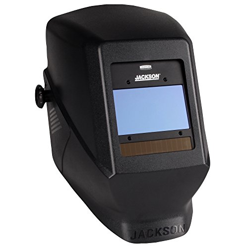 Jackson Safety 46129 Insight Variable Auto Darkening Welding Helmet, HSL100