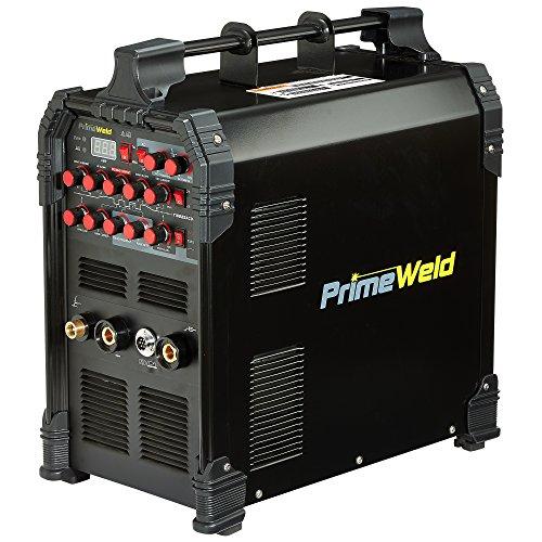 PRIMEWELD TIG225X 225 Amp IGBT AC DC Tig/Stick Welder with Pulse CK17 Flex Torch