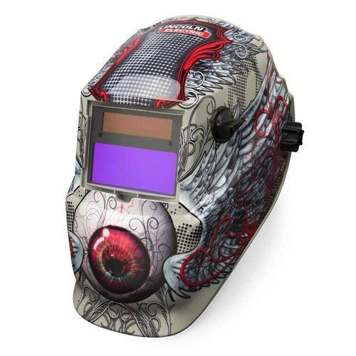 Lincoln Electric 600S Auto Darkening Welding Helmet
