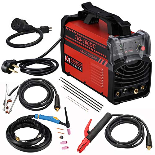 Amico TIG 160 Amp Torch ARC Stick DC Welder