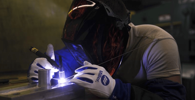 Become a Certified Welder