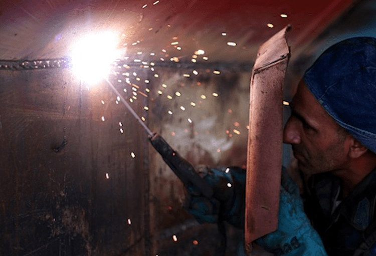 Stay Safe While Welding
