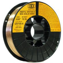 a MIG welding wire for mild steel