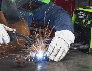 a beginner welder