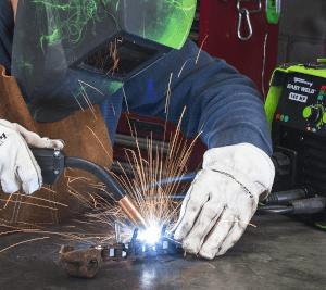 a budget welder