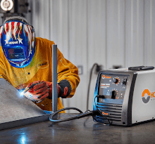 a welder for auto-body work (mig & tig)