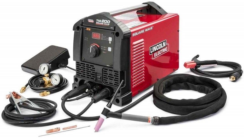 Lincoln Electric Square Wave TIG 200