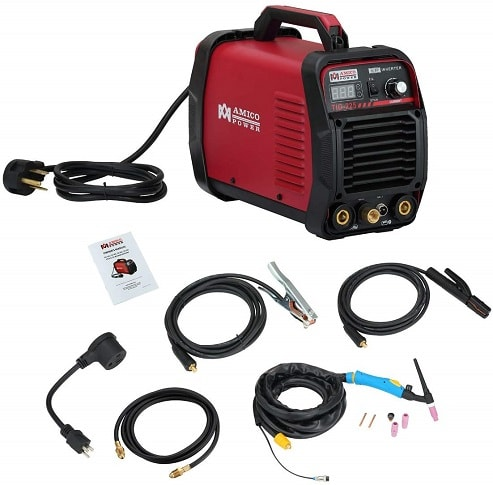TIG-225, 220 Amp High Frequency