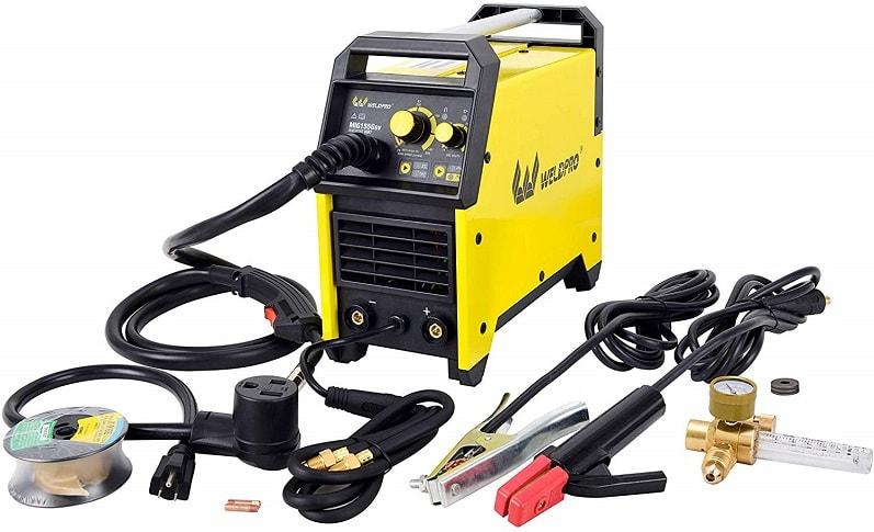 Weldpro 155 Amp