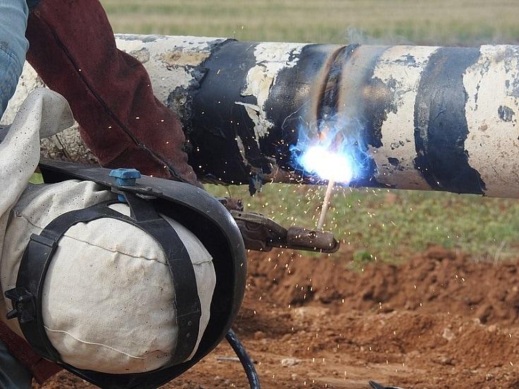 Industrial Pipeline Welder
